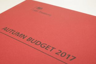 Autumn budget 2017 document